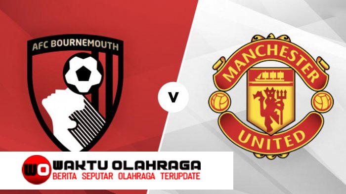 prediksi bola bournemouth vs manchester united