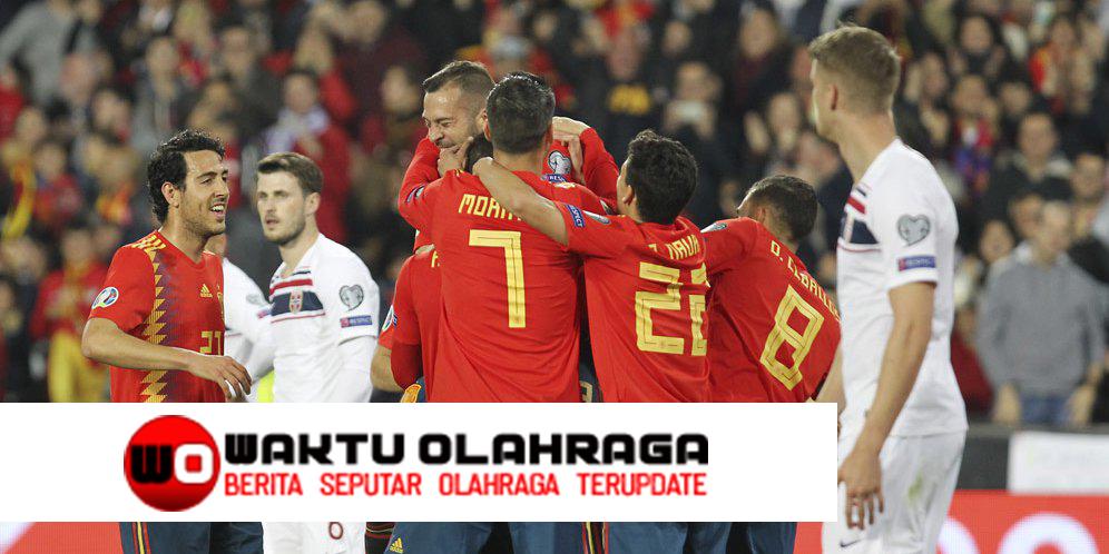 Prediksi Norwegia vs Spanyol