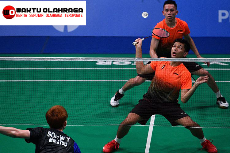 Hasil Skor Badminton SEA Games