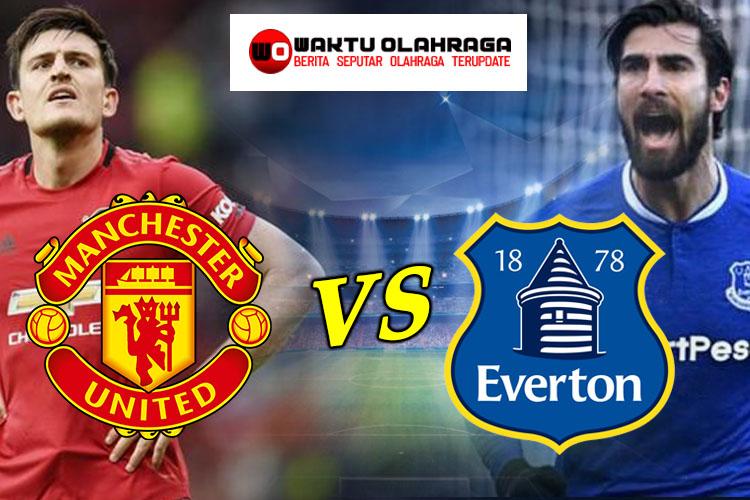 Prediksi EPL Mancheter United vs Everton