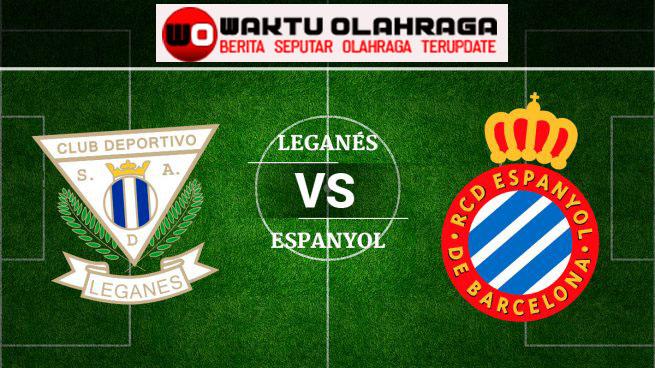 Prediksi bola Leganes vs Espanyol 22 desember 2019