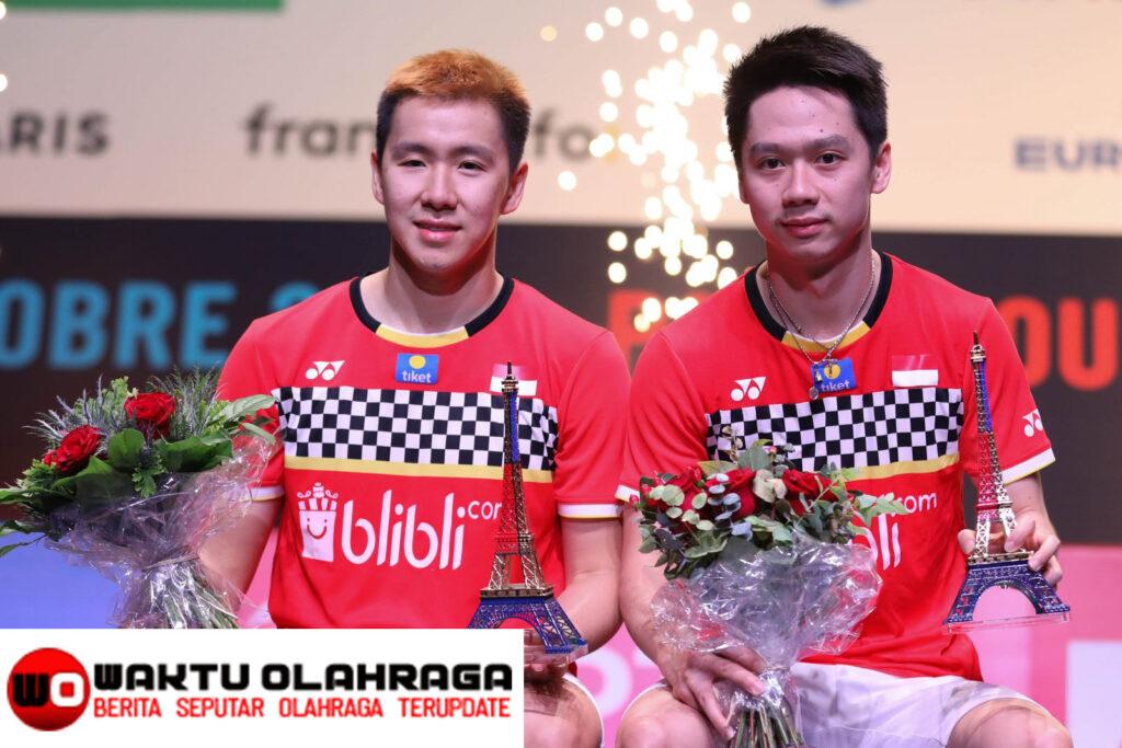 Indonesia All England 2021
