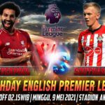 Prediksi Skor Liverpool vs Southampton Liga Inggris 9 Mei 2021