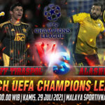 Prediksi Skor Sheriff Tiraspol vs Alashkert UEFA Champions League