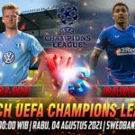Prediksi Skor Malmo vs Rangers UEFA Champions League
