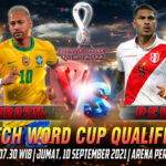 Prediksi Skor Brazil vs Peru Word Cup Qualifiers