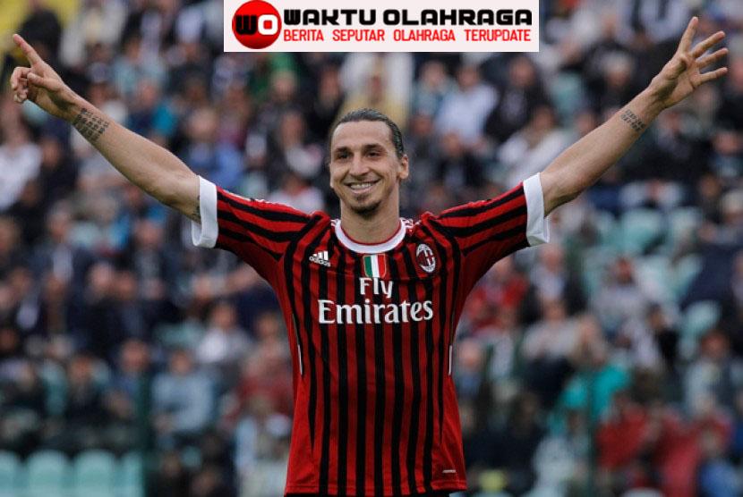 Usai Sudah Atas Kegagalan Zlatan Ibrahimovic Gabung AC Milan