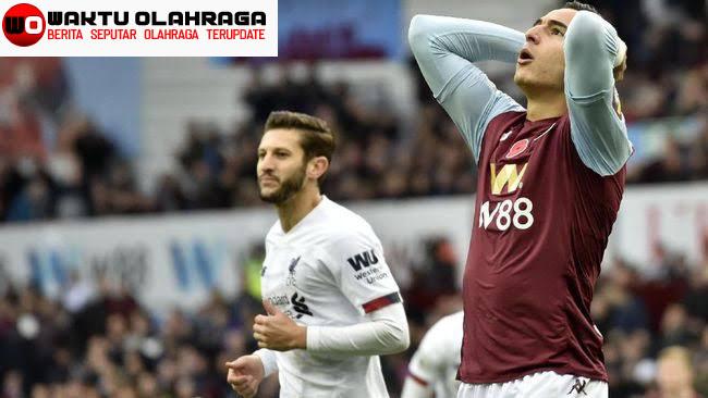 Hasil Pembantaian Aston Villa vs Liverpool 5-0 desember 2019