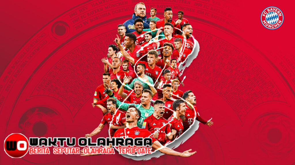 Hasil Pertandingan Bayern vs Leverkusen, The Bavarian Kunci Gelar Bundesliga Musim Ini