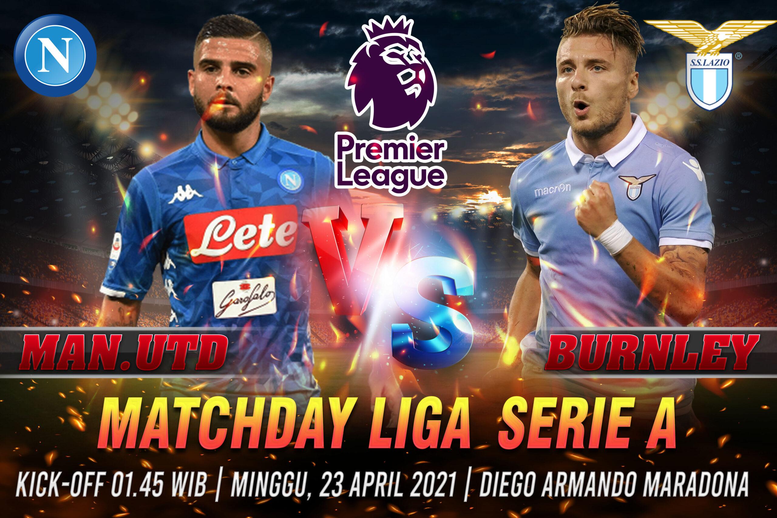 Prediksi Bola Liga Serie A Napoli vs Lazio 23 april 2021
