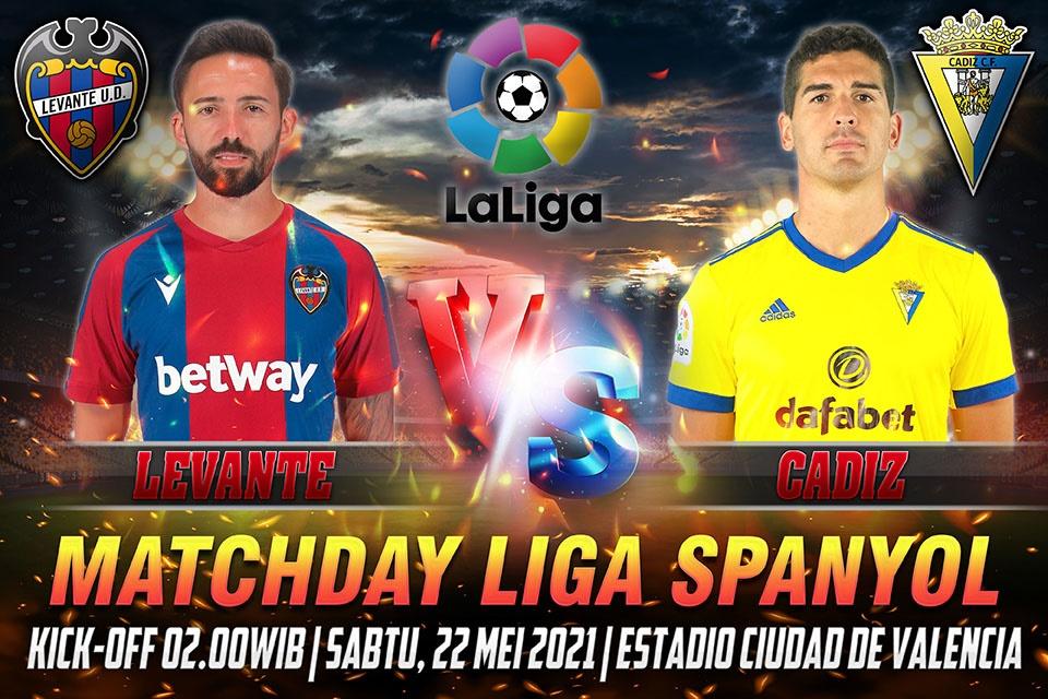 Prediksi Levante vs Cadiz