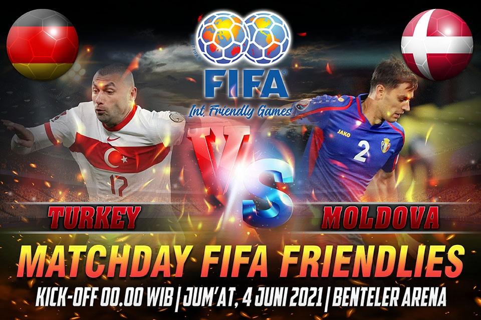Prediksi Skor Turkey vs Moldova