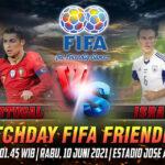 Prediksi Skor Portugal vs Israel, 10 Juni 2021 Friendlies