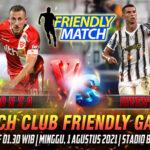 Prediksi Skor Monza vs Juventus Laga Uji Coba friendlies