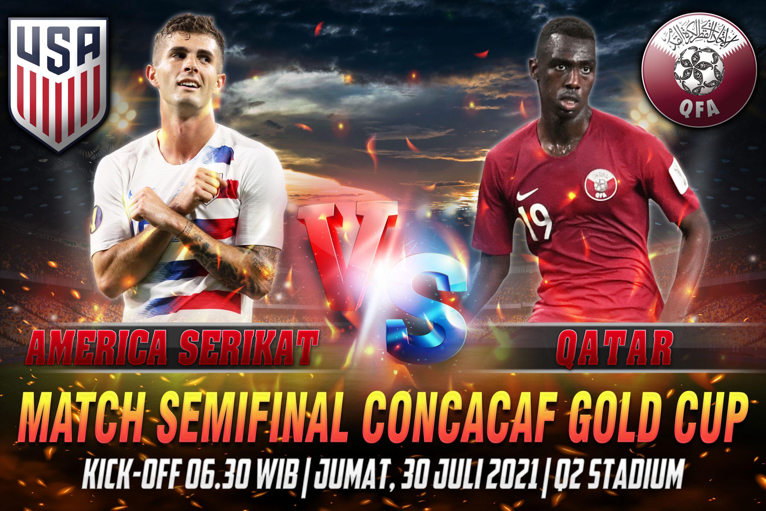 Prediksi Skor USA vs Qatar