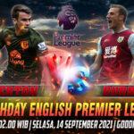 Prediksi Skor Everton vs Burnley English Premier League